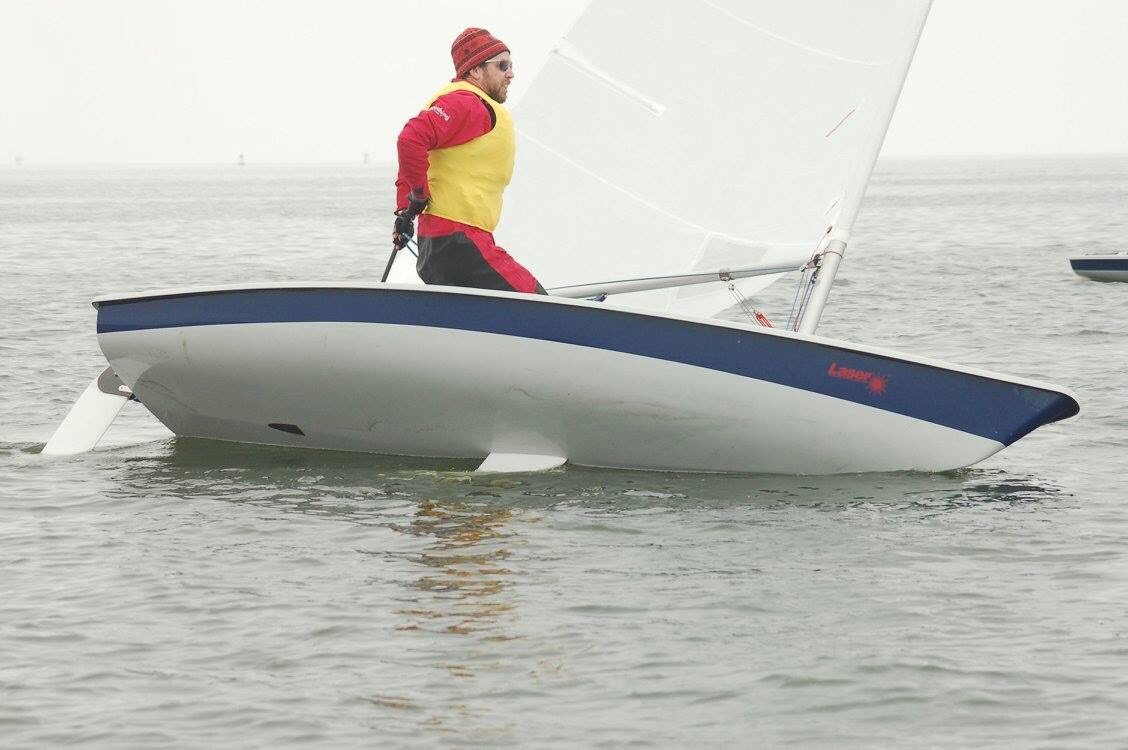 cold, winter, sailing, racing