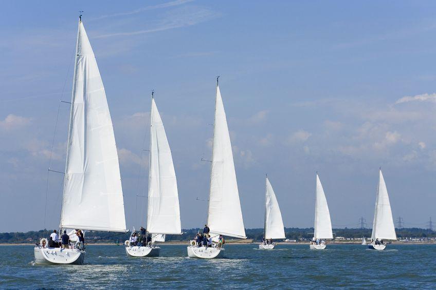 sailing, yachts
