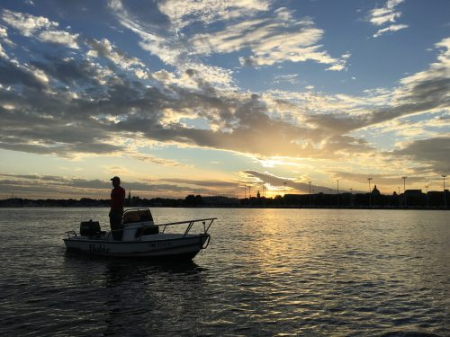 Sailing Coaches' Year-Long Mental Training