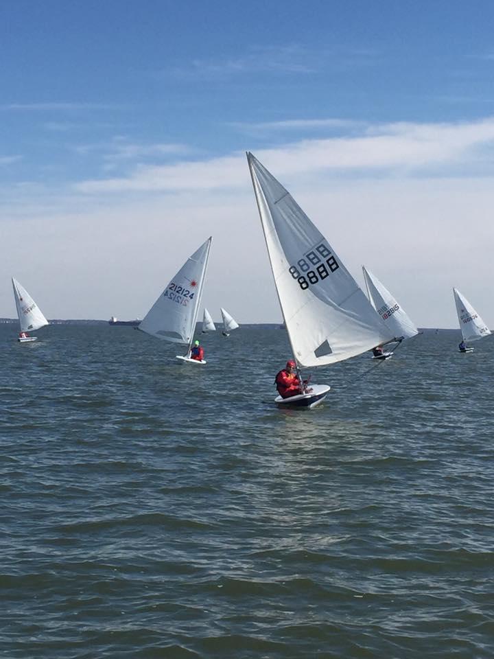 sailing, leading, winning